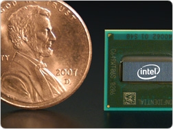 Intel luncurkan procecor Atom N280