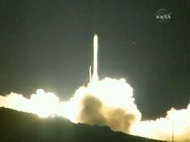 Satelit NASA Meluncur ke Laut