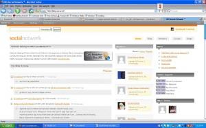 Facebook dan Blog jadi Satu ( Social Network ™ ala UNS )